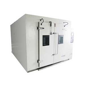 <b>步入式低温试验室</b>
